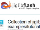 JigLib 3d Physics