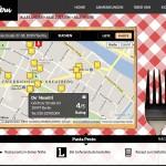 Restaurantssuche mit Google Maps