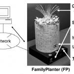 Tsunagari-kan - Family Plant Sketch