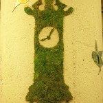 Moss Art - Photo by Inhabitat (Flickr)