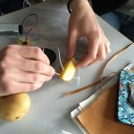Resistor Sensing with a potato