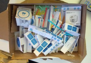 Paper Prototyping Box